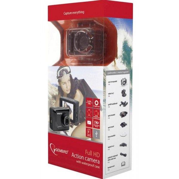 Gembird ACAM-002 Full HD Vodootporna akciona kamera ( DCAM002 )