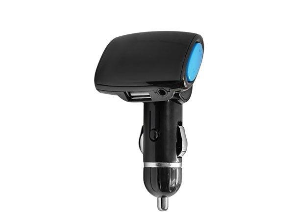 XWave BT67 FM transmiter Blue LCD USB/MicroSD/daljinac ( FMTBT67 )