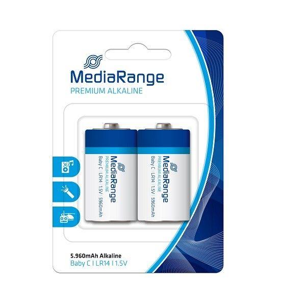MediaRange C-LR14 alkalne baterije 1.5V baby MRBAT108 ( LR14MR/Z )