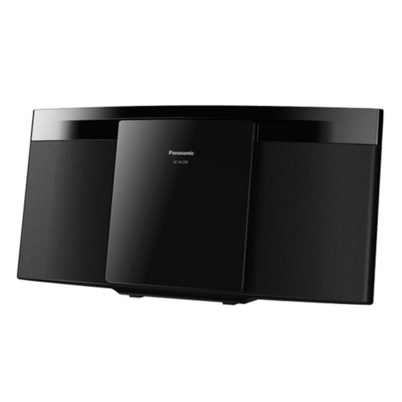 Panasonic SC-HC295EG-K CD/USB Micro System bluetooth crni