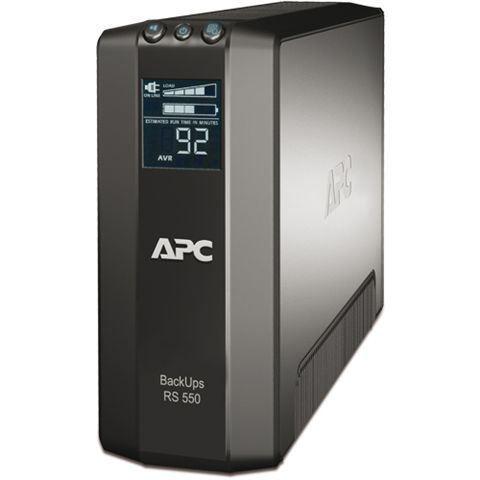 APC BR550GI BACK RS 550VA AVR Master Control UPS ( 0341167 )
