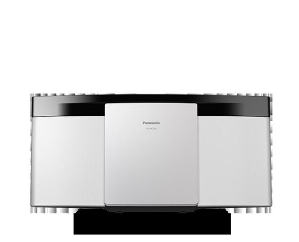 Panasonic SC-HC195EG-W CD/USB Micro System slim beli