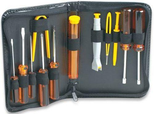 Intellinet MH tool kit, basic 13pcs black ( 0538005 )