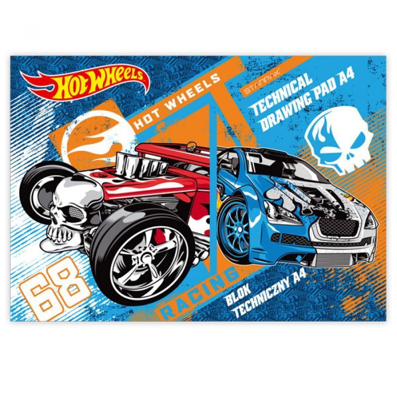 Blok za crtanje Hot Wheels ( 33-311100 )