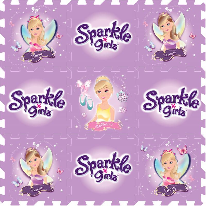 Slagalice Sparkle Girlz 9 del. ( 70-224000 )