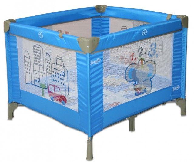 Jungle Ogradica za bebe - slonče saobraćajac ( 012255 )