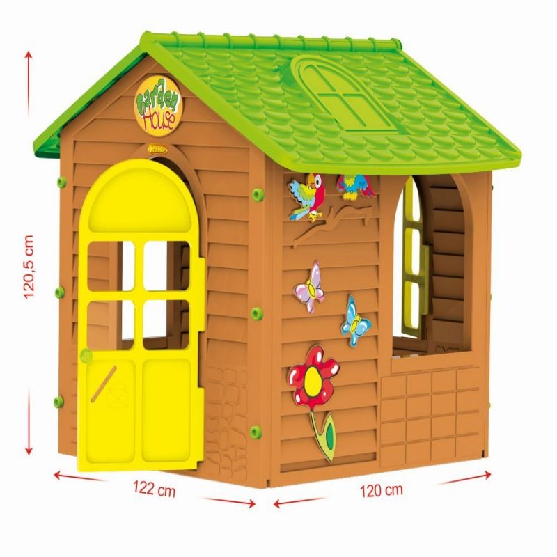 Kućica za decu Garden House ( 04/10830 )