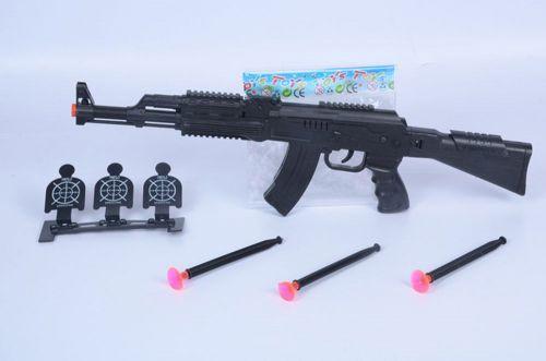 Puška plastična sa strelicama ( 11/20533 )