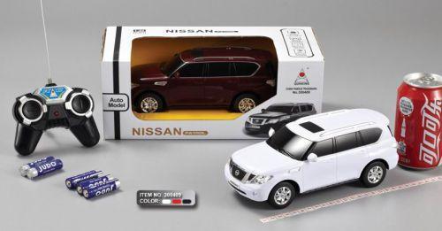 Nissan Patrol Auto na daljinski 1:24 ( 11/300409 )