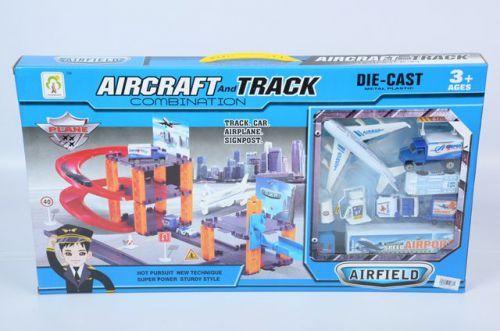 Set igračaka parking i aerodrom ( 11/77763 )