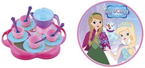 Set igračaka za čaj - Ice World ( 03/124 )