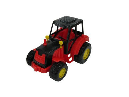 Traktor Master dećija igračka - crveni  ( 17/35240 )