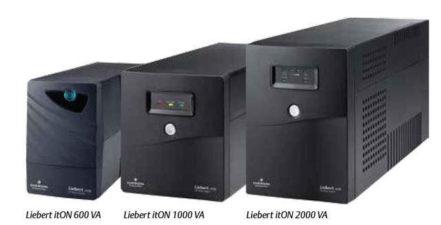 Emerson UPS (Liebert itON) 1000VA/600W LI32131CT20, line-int ( 0344039 )