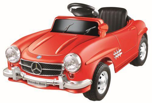 Mercedes Oldtimer Auto na akumulator - crveni ( 11/7998R/C )