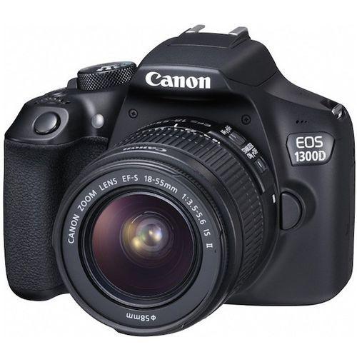 Canon EOS 1300D + EF-S 18-55mm IS digitalni fotoaparat