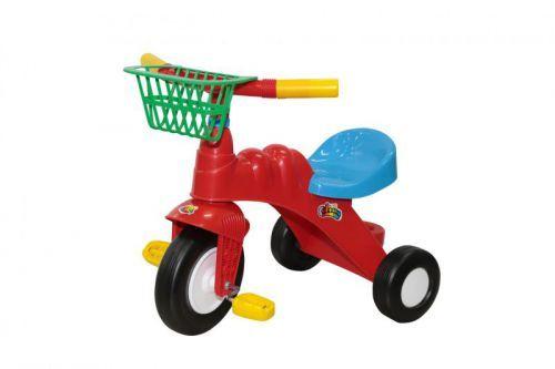 N/A Tricikl dečiji na pedale - crveni ( 17/46192 )