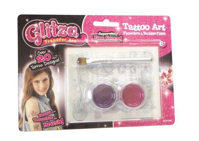 Glitza Set sa 20 tetovaža ( 0126697 )