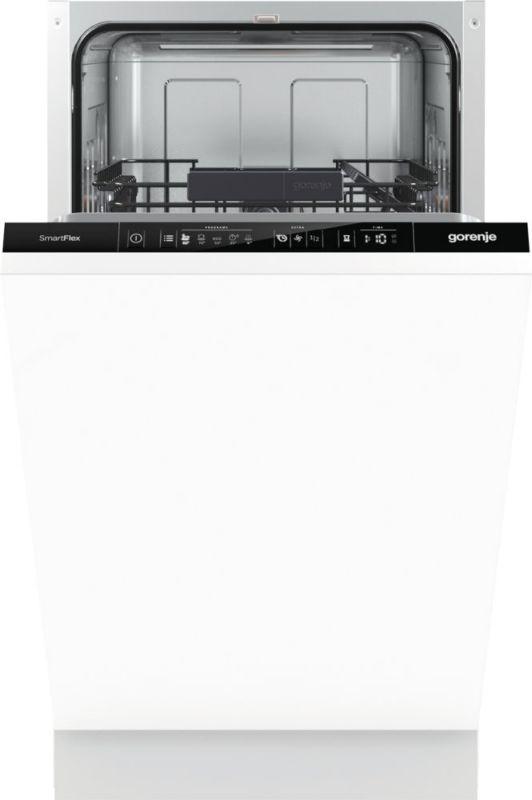 Gorenje GV 54110 9kom Potpuno ugradna mašina za sudove
