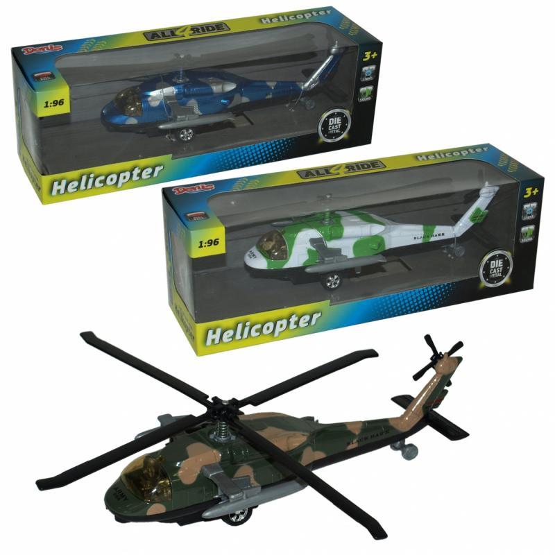 N/A Met.Helikopter 1:96 zvuk ( 38-905000 )