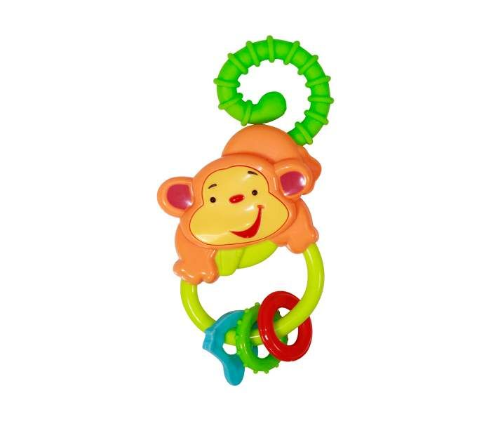 Lorelli Bertoni Baby care igračka zvečka majmunče ( 10210670000 )