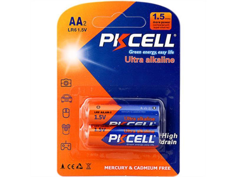 Pkcell alkalne baterije AA 1.5V ( 50-002 )