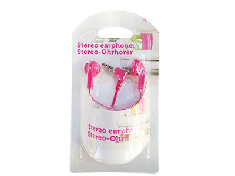 Slušalice 22171 stereo pink ( 221713 )