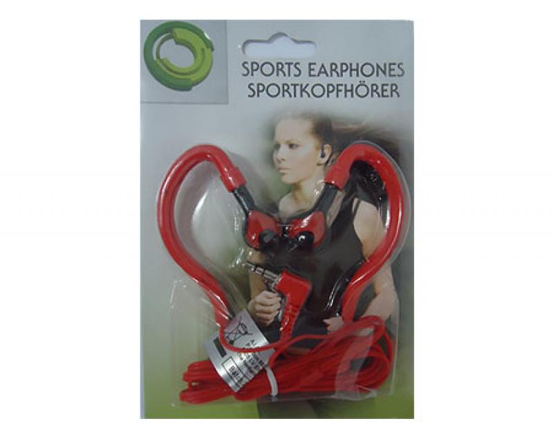 Slušalice sport 51529 crvene ( 515292 )