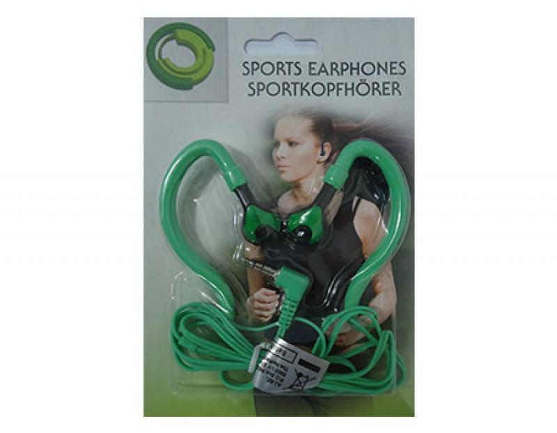 Slušalice sport 51529 zelene ( 515293 )