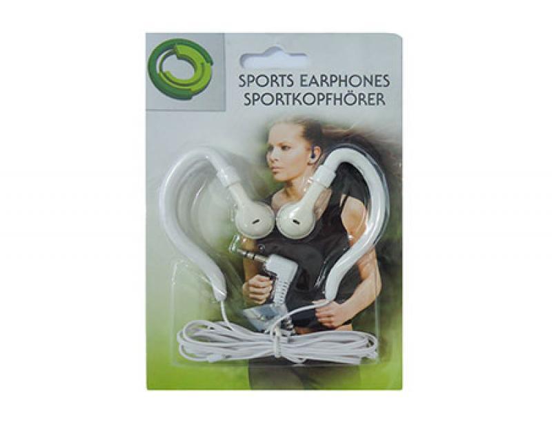 Slušalice sport 51529 bela ( 515290 )