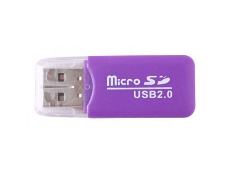 Čitač mikro sd kartica CR-501 ljub. ( 10-103 )