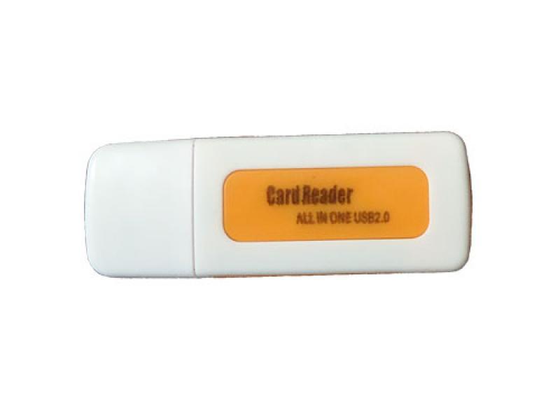 Čitač kartica CR-404 narandžasti ( 10-112 )