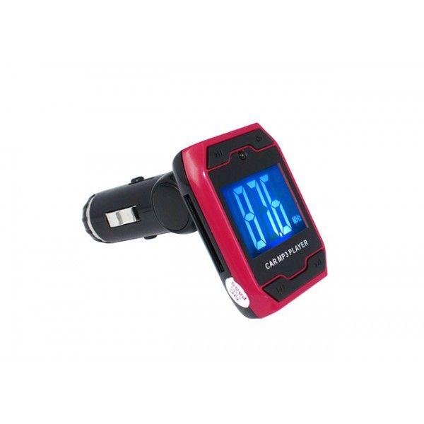 Xwave BT852 FM transmiter LCD,MicroSD,USB,daljinski ( FMTBT852 )