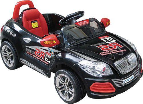 RS45 dečiji auto na akumulator - crni ( 11/7577R )