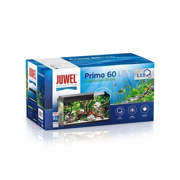 Juwel Primo 60 Black akvarijum ( JU25360 )