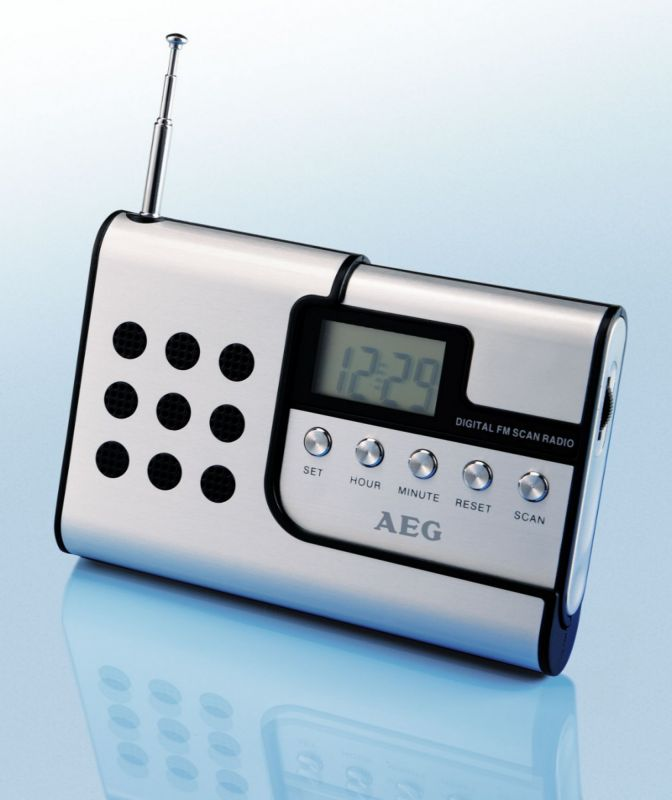 AEG DRR 4107 Radio tranzistor