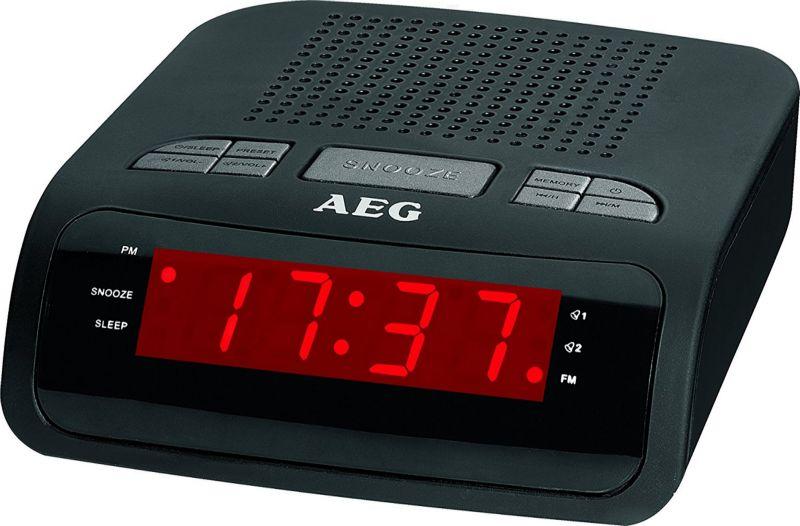 AEG MRC 4142 Radio budilnik