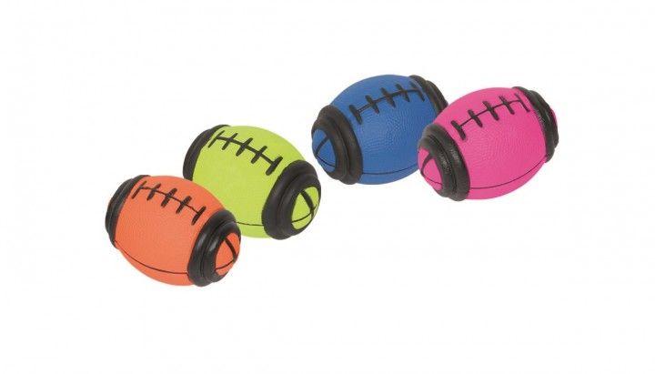 Nobby 79453 Igračka za pse gumena lopta za fudbal 9cm ( NB79453 )