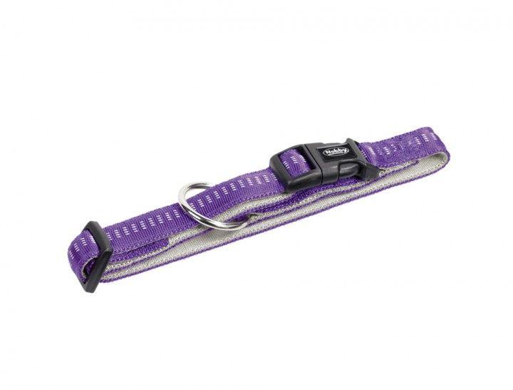 Nobby 78509-38 Ogrlica Soft Grip 10mm 20-30cm lila ( NB78509-38 )