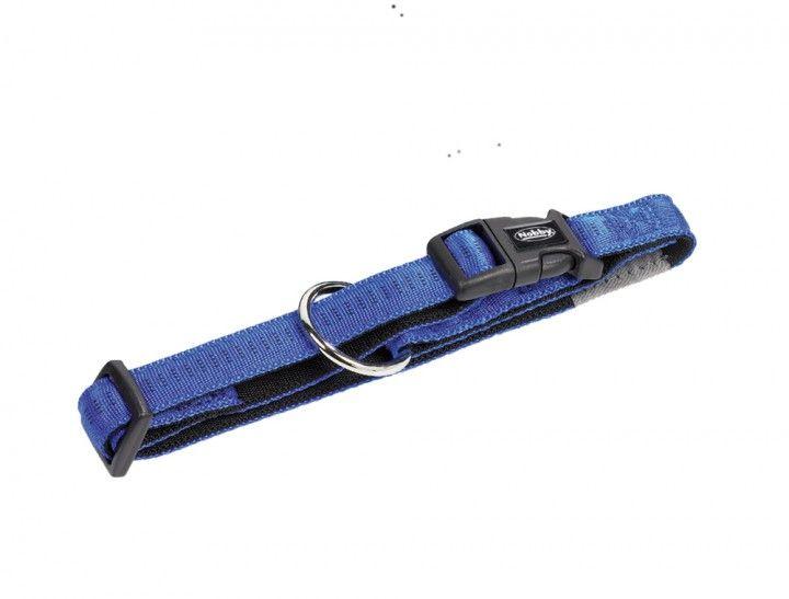 Nobby 78509-06 Ogrlica Soft Grip 10mm 20-30cm plava ( NB78509-06 )