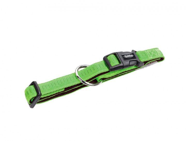Nobby 78509-84 Ogrlica Soft Grip 10mm 20-30cm zeleno braon ( NB78509-84 )