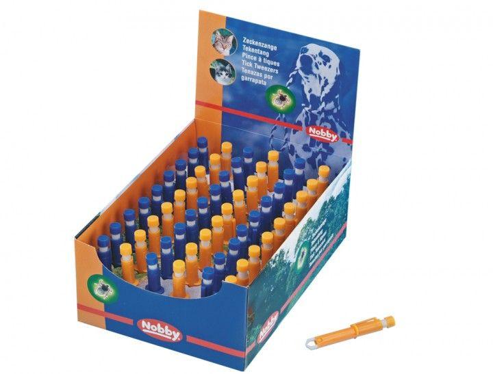 Nobby 72598 Pinceta za vađenje krpelja - plastična ( NB72598 )