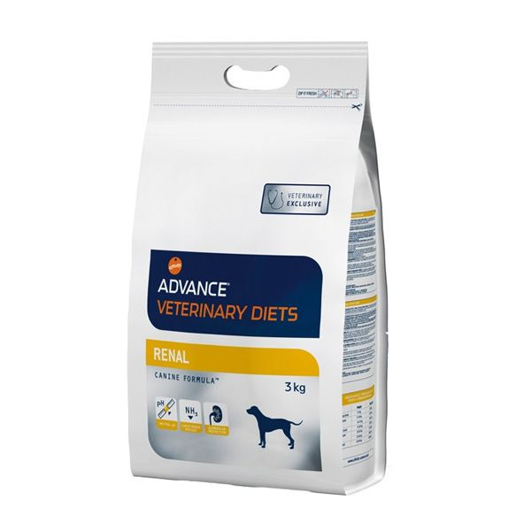 Advance Vet. Dog Renal Failure 3kg ( AF587311 )