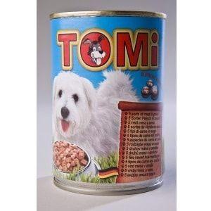 Tomi hrana za pse pet vrsta mesa 400g ( TM43017 )