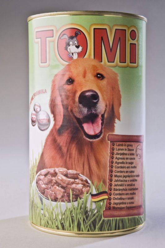 Tomi hrana za pse jagnjetina 1200g ( TM43020 )