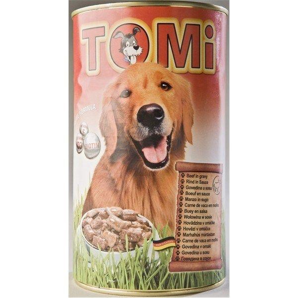 Tomi hrana za pse govedina 400g ( TM43014 )