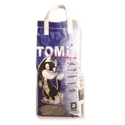 Tomi posip za mačke plavi 5kg ( TM43001 )