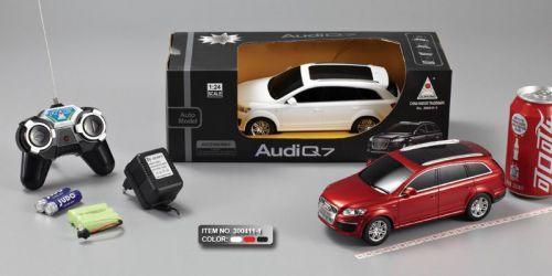 Auto na daljinski 1:24 Audi Q7 ( 11/300411-1 )