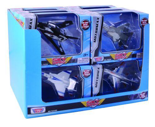 Metalni avion 4.5 AirCraft ( 25/76334D )