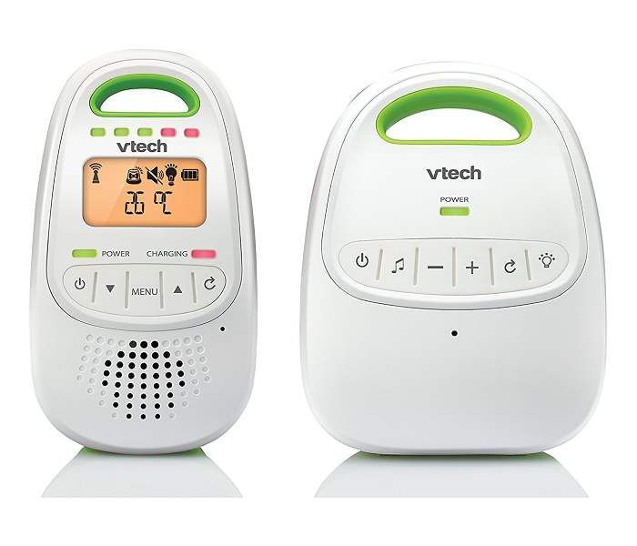 Vtech bebi alarm - audio ( sa prikazom temp.sobe) ( BM2000 )