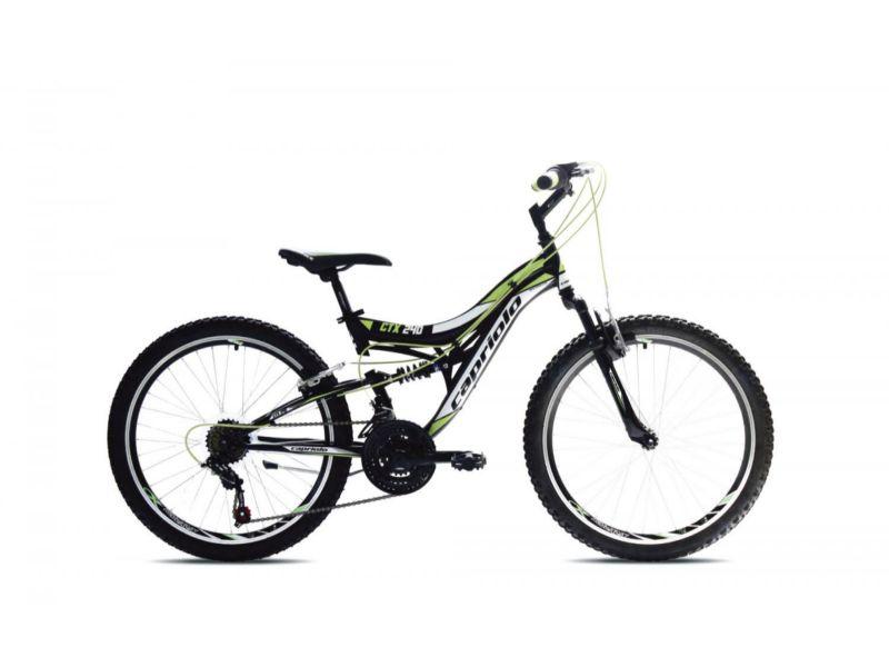 Capriolo CTX 240 2418ht crno-zeleno 15 ( 917342-15 ) Bicikl